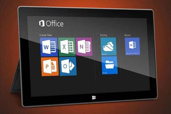 Criar um documento do Microsoft Office no Outlook