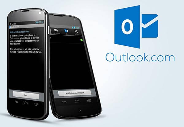 App do Outlook para Android