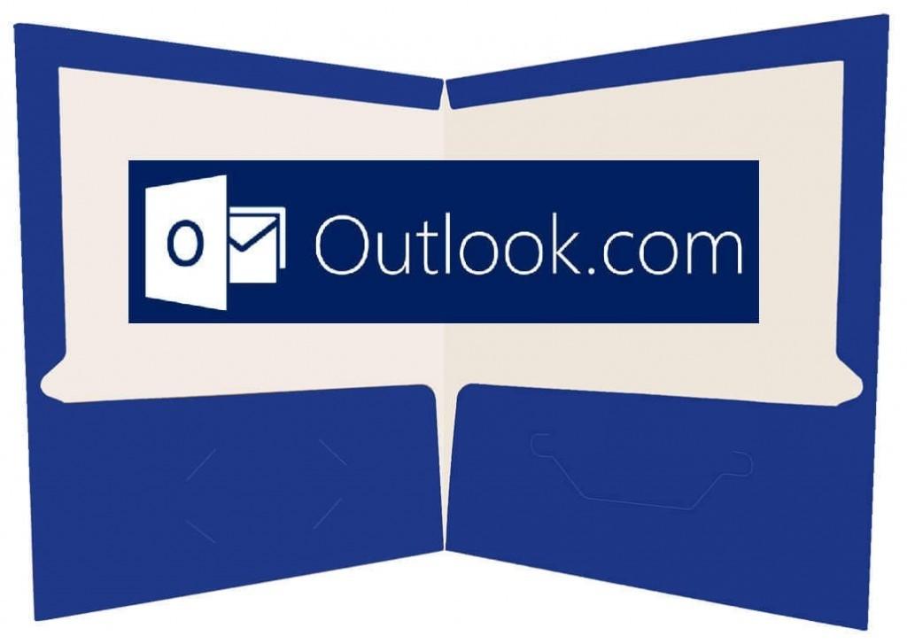 Renomear pasta no Outlook.com