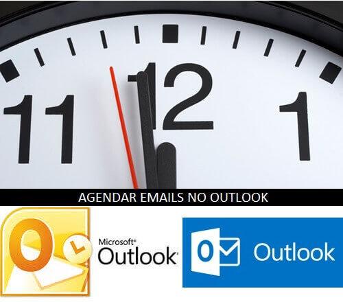 agendar emails