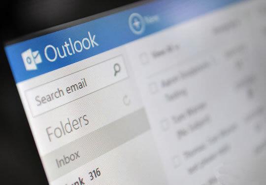 motivos para os utilizadores criarem uma conta no Outlook