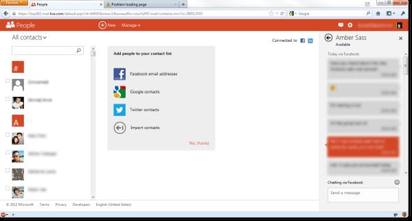 personalizar a sua conta de email no Outlook