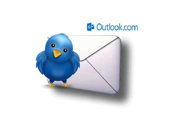 ligar o Twitter ao Outlook